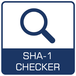 SHA-1 Checker