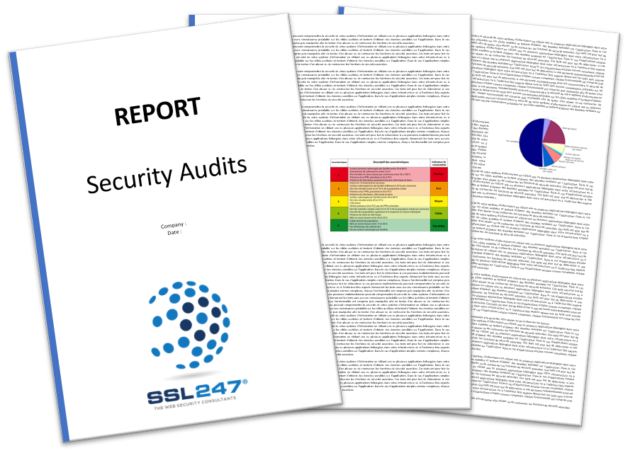 SSL247 Security Audit Report
