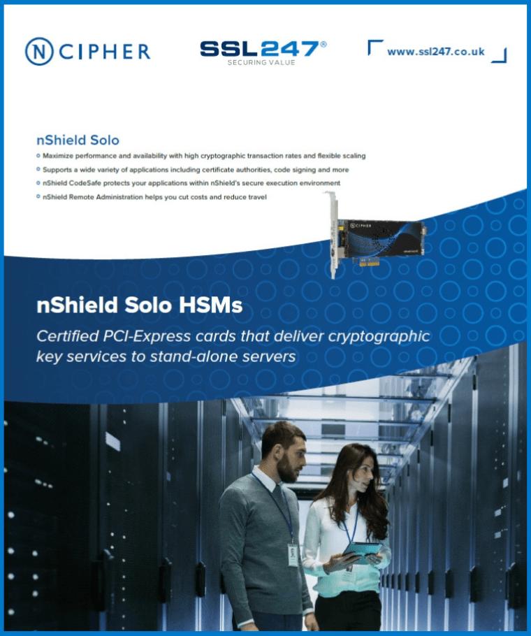 nCipher Brochure