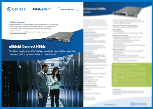 nShield Connect Brochure