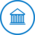 PSD2 - Banking Institutions Icon
