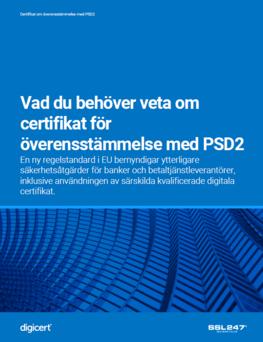 PSD2 Brochure